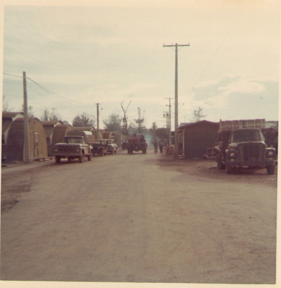 Main Drag at Swift Boat Base Cat Lo