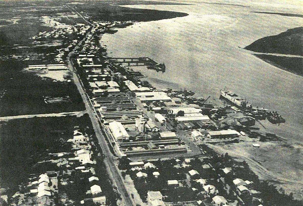 Base at Cat Lo circa October 67