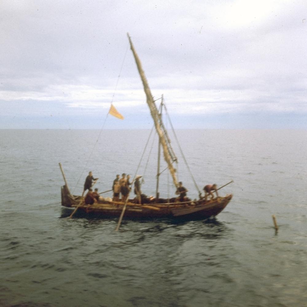 Fishermen In Junk -Read