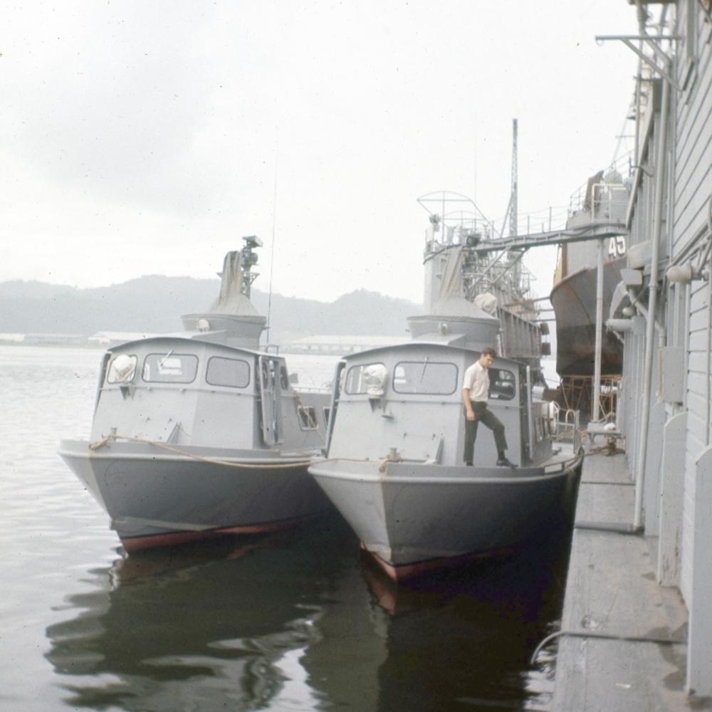 Philippines PCF 3 & 4, Al Naugh QM -Read