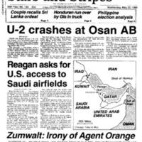 Zumwalt: Irony of Agent Orange