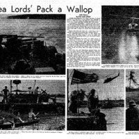 The Sea Lords Pack a Wallop
