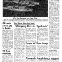 Airmen in Amphibious Assault