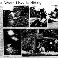Brown Water Navy is History